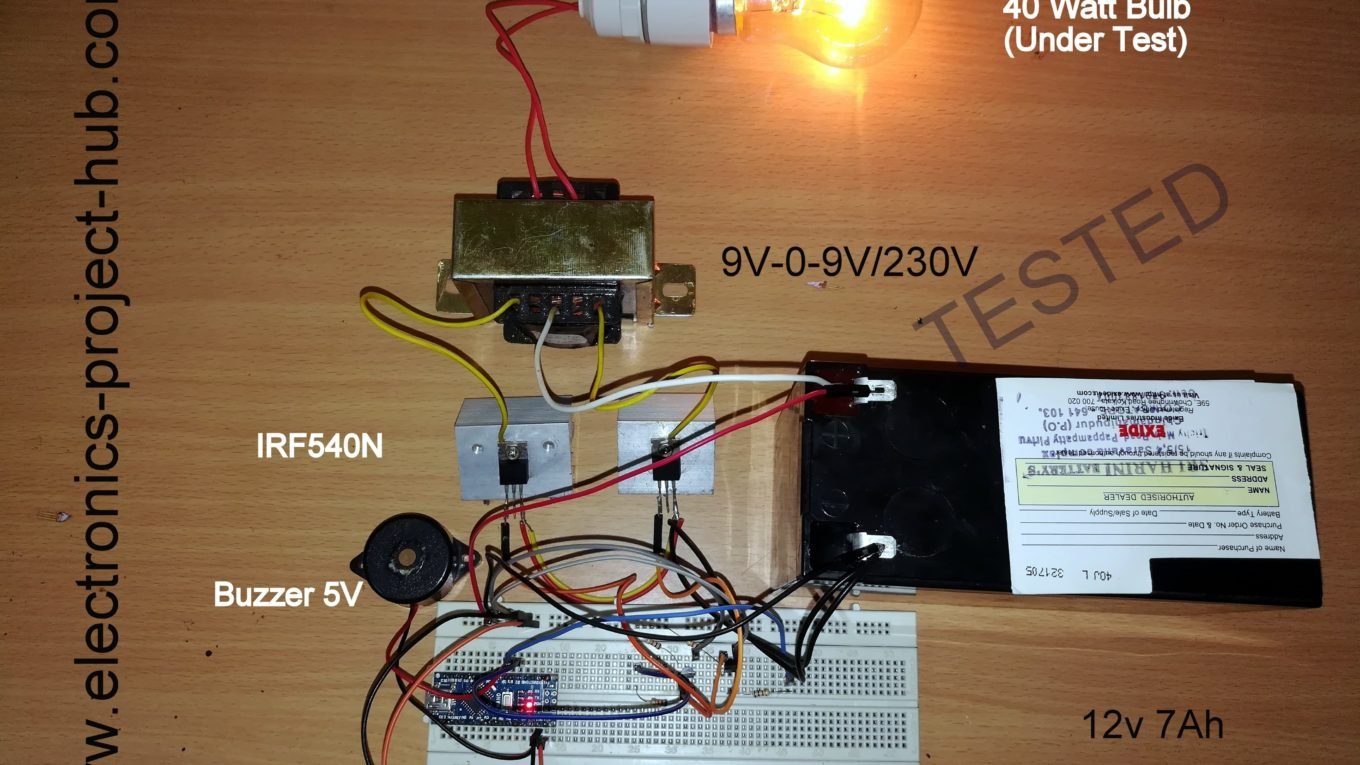 Awesome Simple Arduino Inverter Circuit Using Mosfet Diy Electronics Wiring Cloud Hisonuggs Outletorg