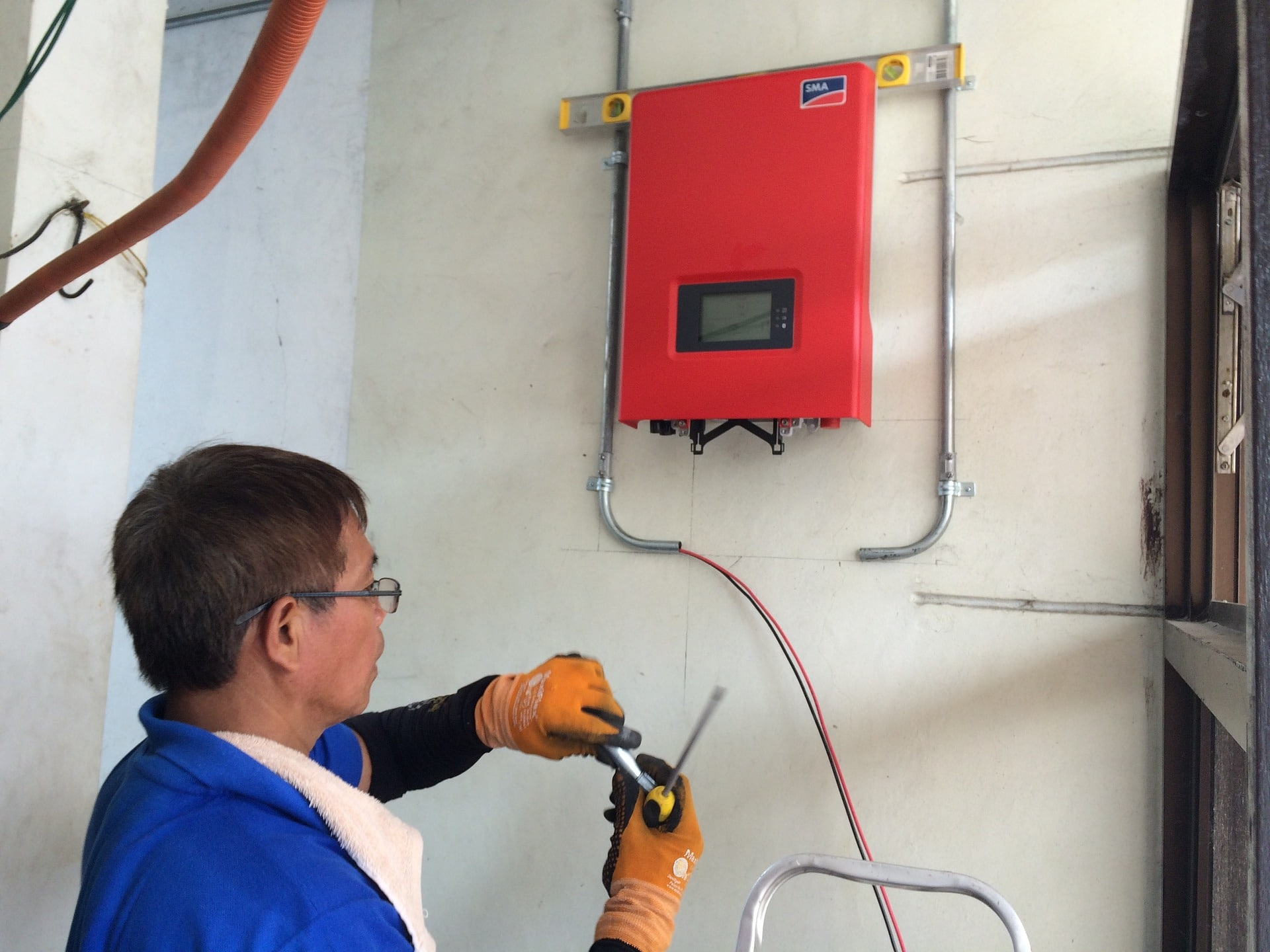 inverter-installation