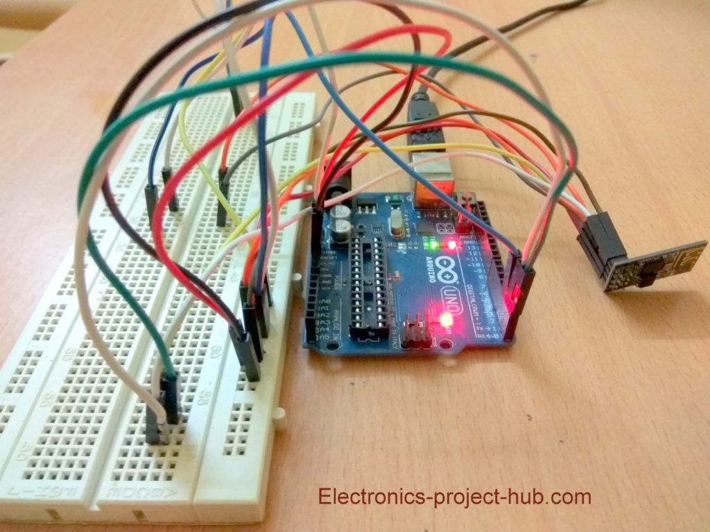 Uploading code to ESP8266