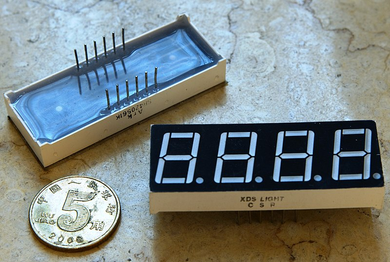 4 Digit-7 Segment Display