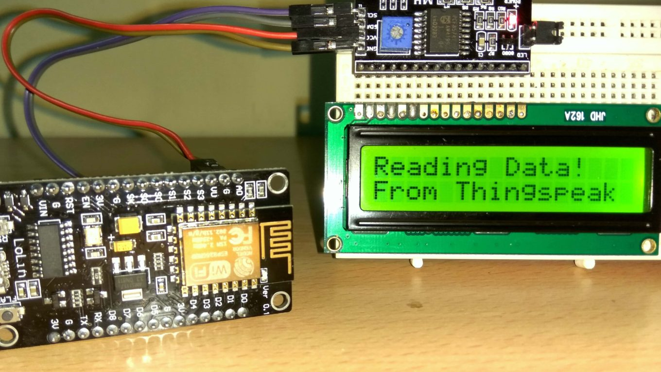 How to Read Data from Thingspeak: Arduino-ESP8266-NodeMCU
