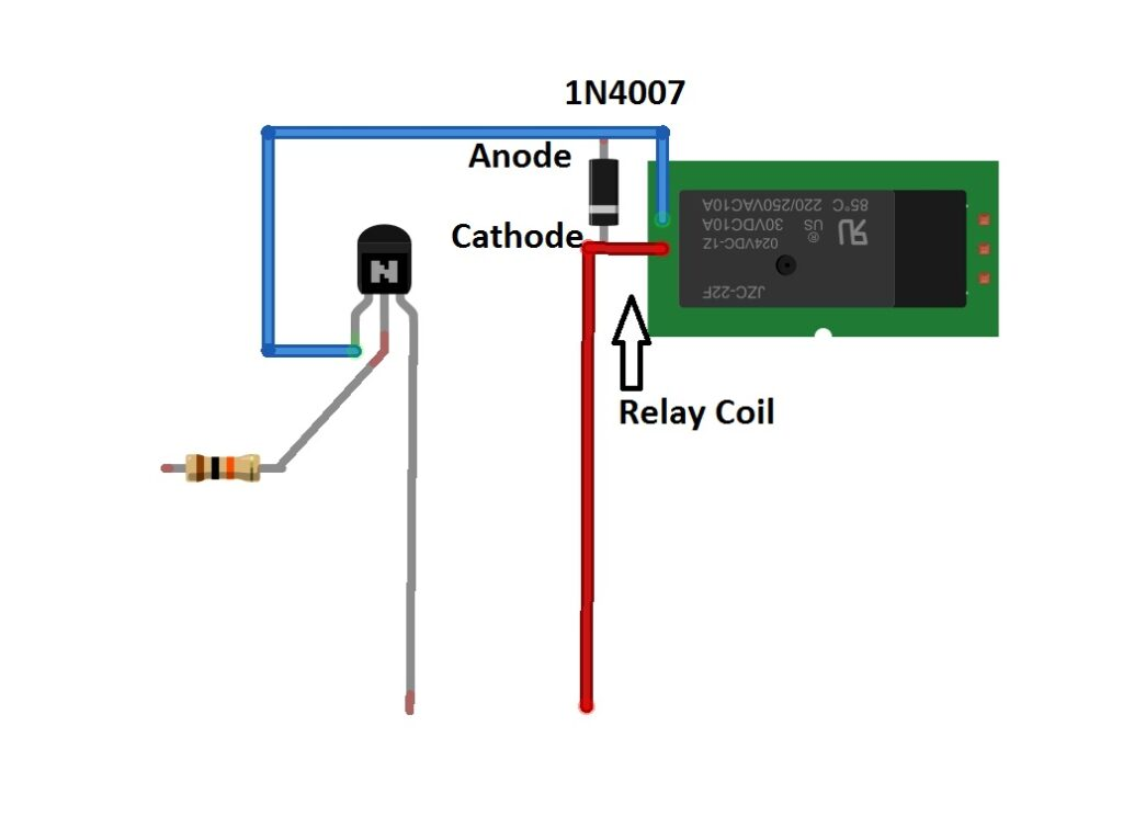 Diode protection