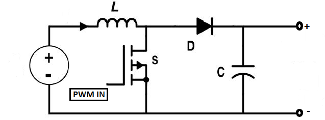 General Boost Converter Schematic